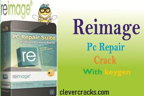 Reimage PC Repair Pro 2021 Crack + Torrent License Key