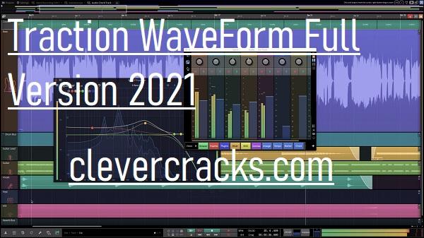 Traction WaveForm Torrent Free Download 2021