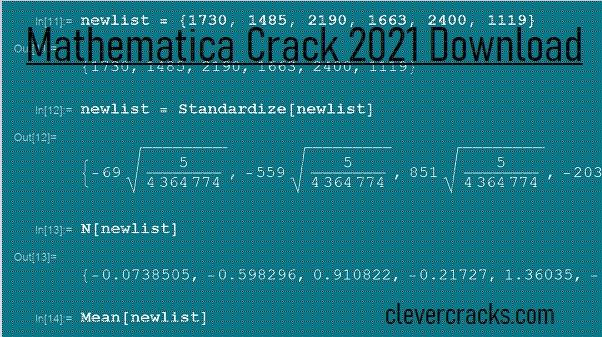 Mathematica Crack Full Version Patch