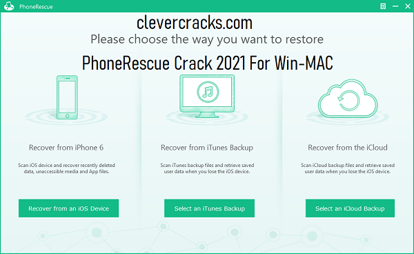 PhoneRescue Keygen Plus Registration Code!