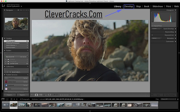 Adobe Lightroom CC Classic 2021 Crack Incl Full Working Patch Free Download!