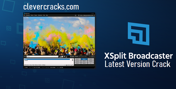 XSplit Broadcaster Torrent Full Product Key Download!
